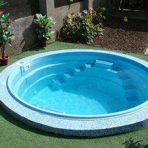 Чаша бассейна «Жемчужина» 1