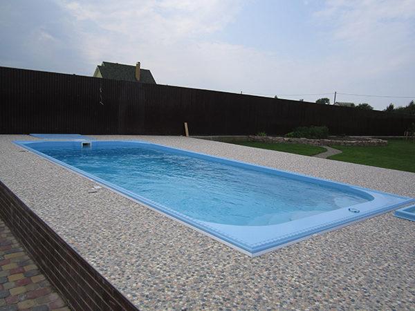 Чаша бассейна «Класик 1» 1