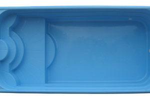 Чаша бассейна «Класик 2»