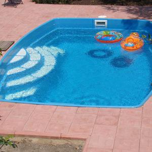 Чаша бассейна «Люкс 1» 1
