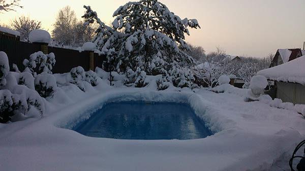 Чаша бассейна «Люкс 2»