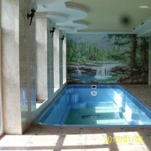 Чаша бассейна «Покровский» 1