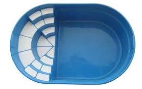 Чаша бассейна «Топаз»