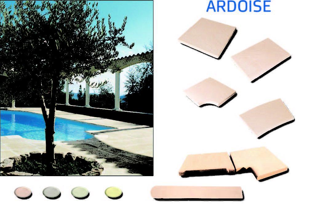 Копинговый камень Ardoise