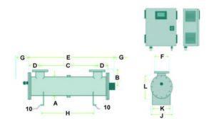 УФ установка Triogen UVALITE схема