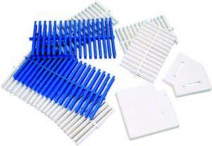 Решетка переливаная из пластика