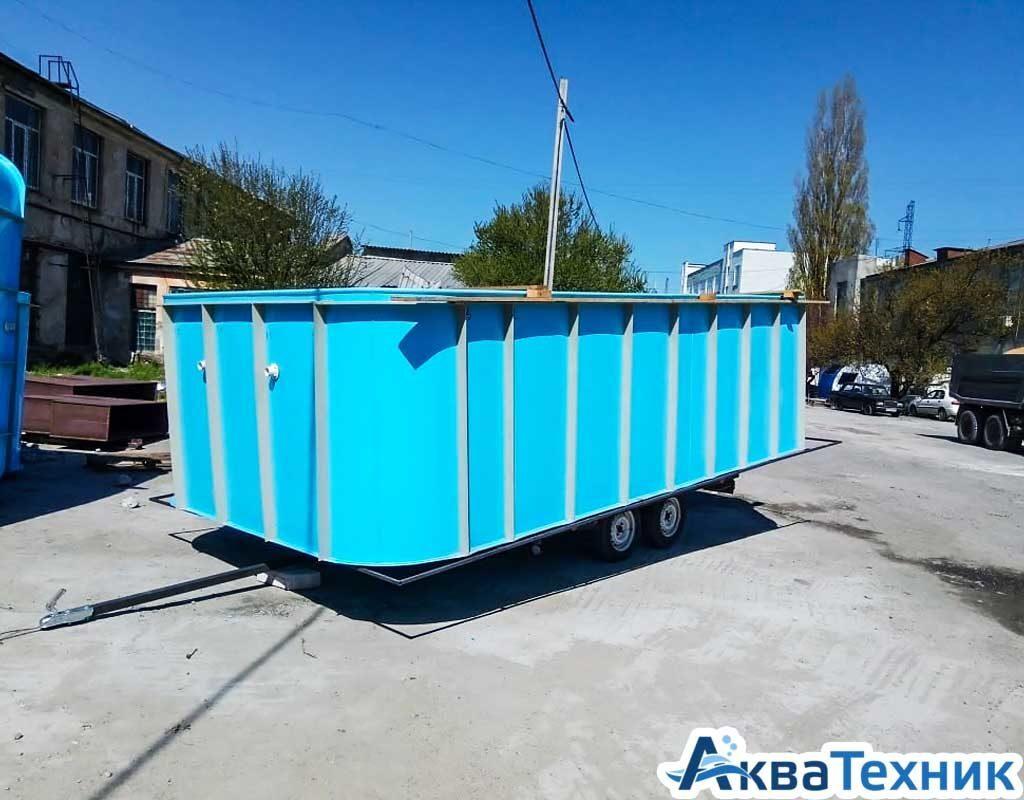 Производство бассейнов в Одессе