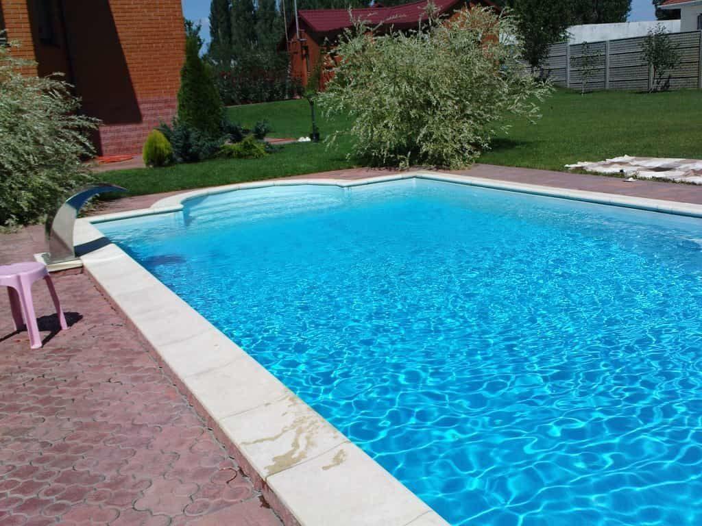 материал для отделки бассейна