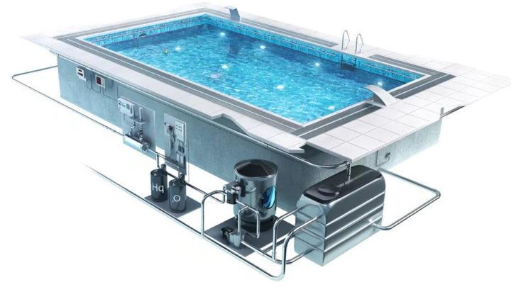 Устройства для циркуляции воды в бассейне и принцип их действия
