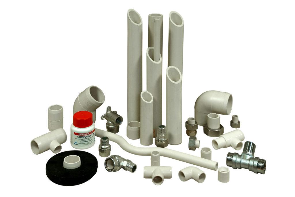 Фитинги и полипропиленовые трубы