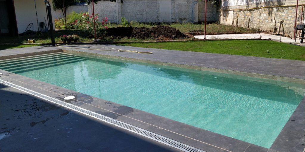 Лайнер бассейн