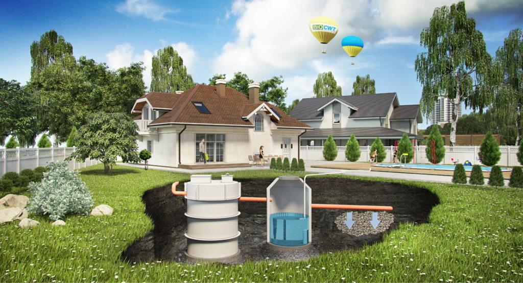 Биопроцессор альтернатива канализации