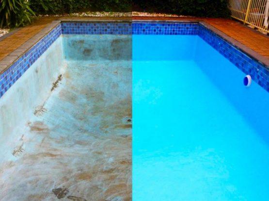 ремонт и обслуживание бассейнов